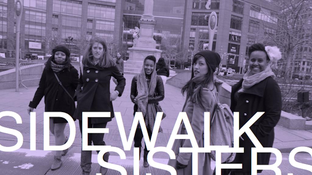 Sidewalk Sisters project video thumbnail