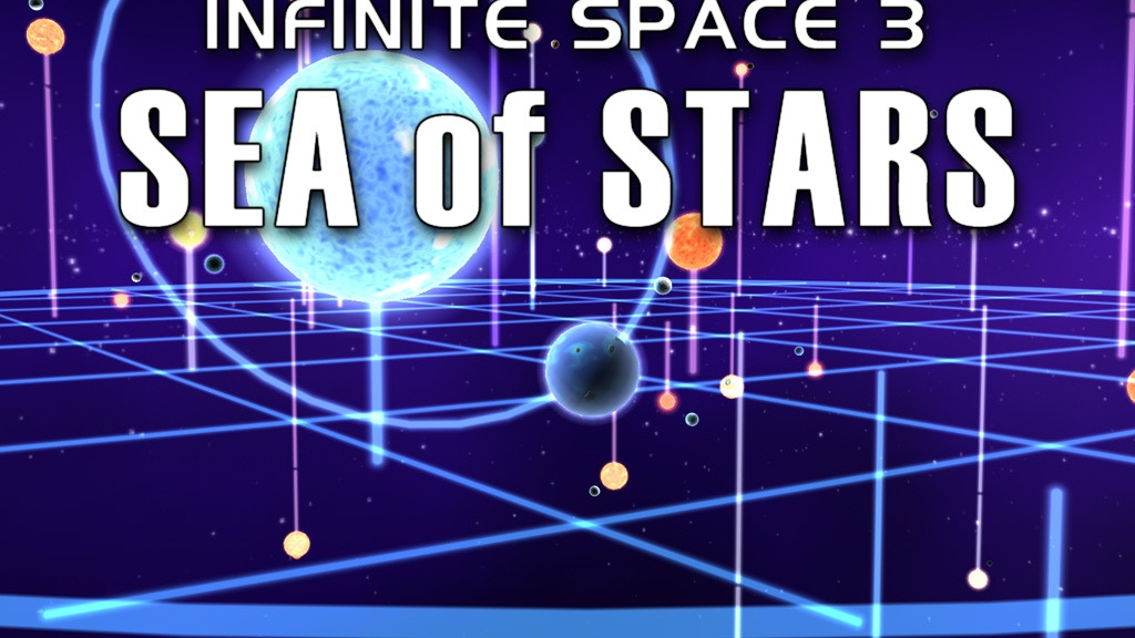 Infinite Space 3: Sea of Stars project video thumbnail