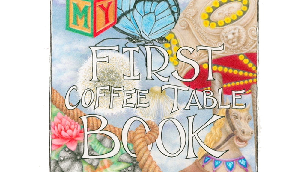 My First Coffee Table Book project video thumbnail