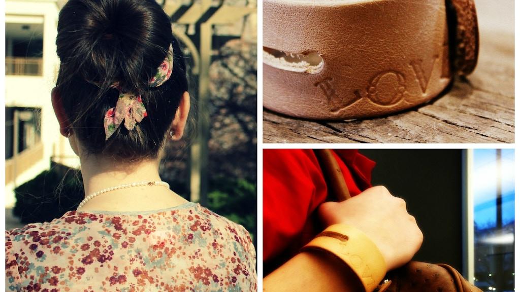 Hairbun + Wristband = Buntastic Band project video thumbnail