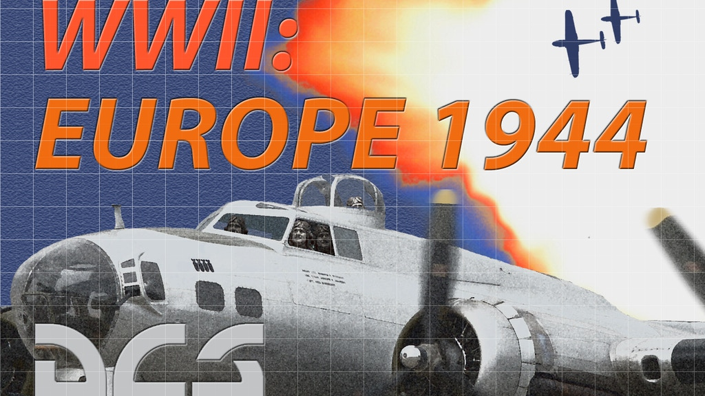 DCS WWII: Europe 1944 project video thumbnail