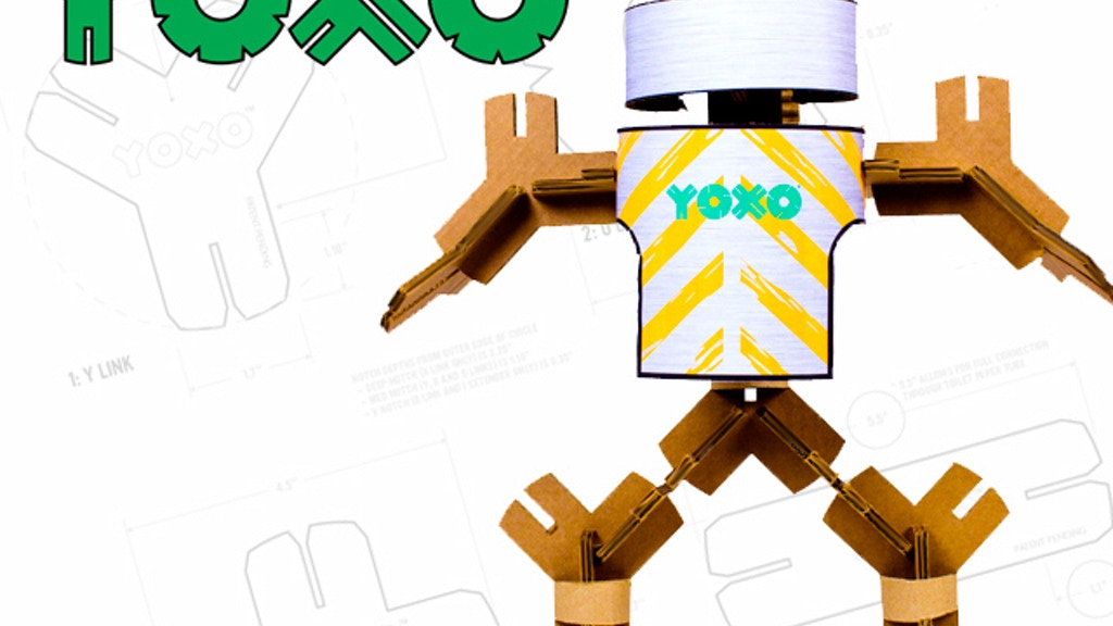 YOXO: fueling kid inventors project video thumbnail