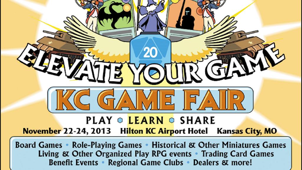 KC Game Fair 2013 project video thumbnail