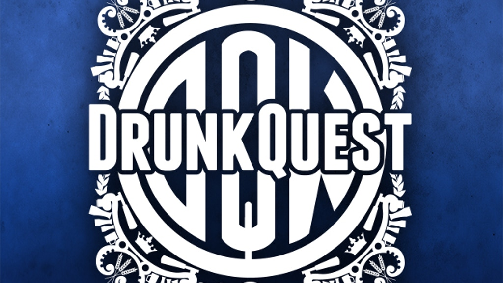 DrunkQuest: The 90 Proof Seas project video thumbnail