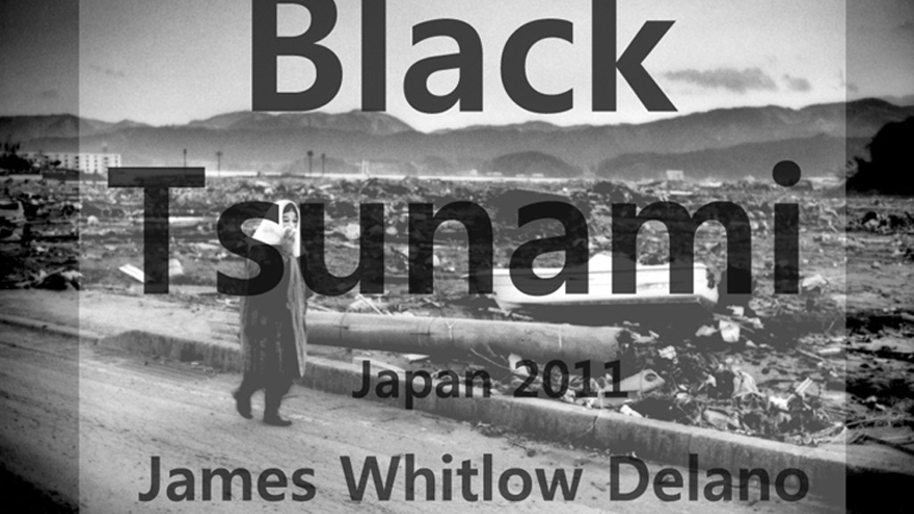 Black Tsunami: Japan 2011 project video thumbnail