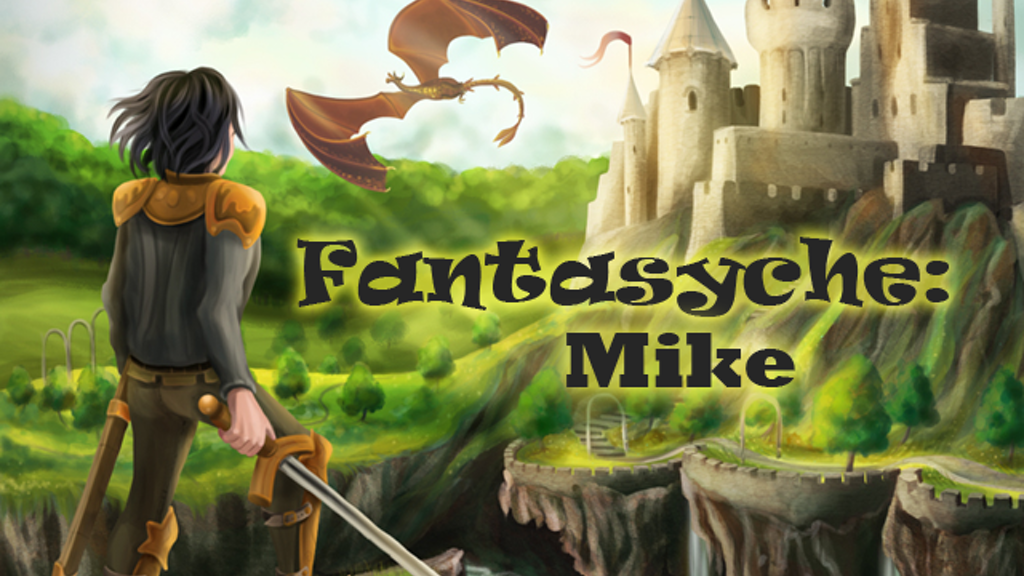 Fantasyche: Mike - A Two-tier game dealing with Escapism project video thumbnail