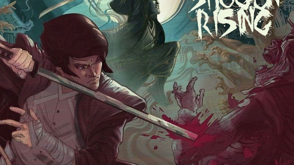 Shogun Rising: The Graphic Novel project video thumbnail