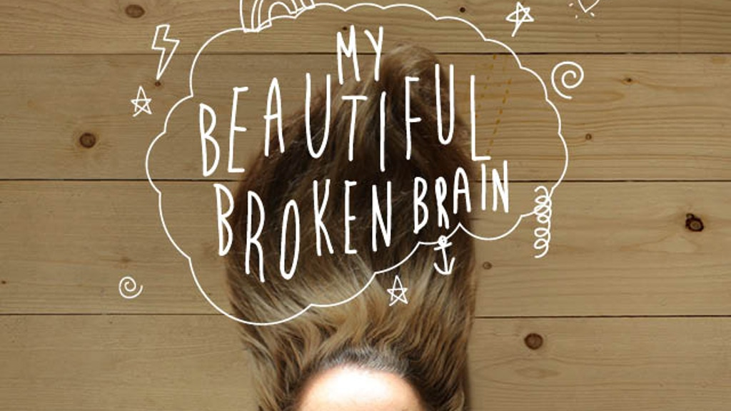 My Beautiful Broken Brain project video thumbnail