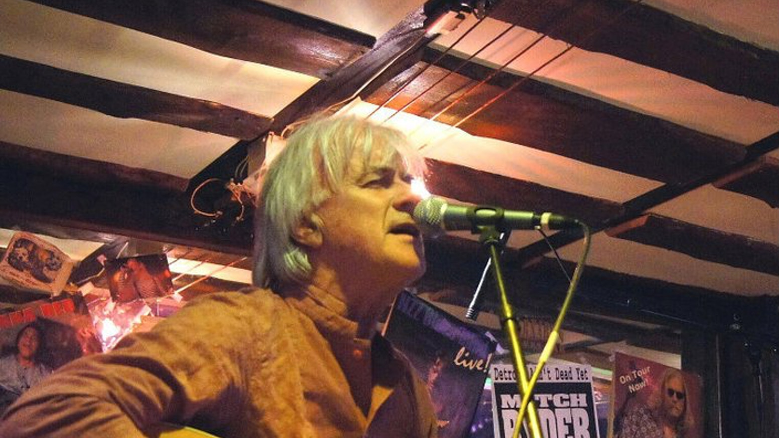 The Jim McCarty Flip Side Tour (with John Hawken) by