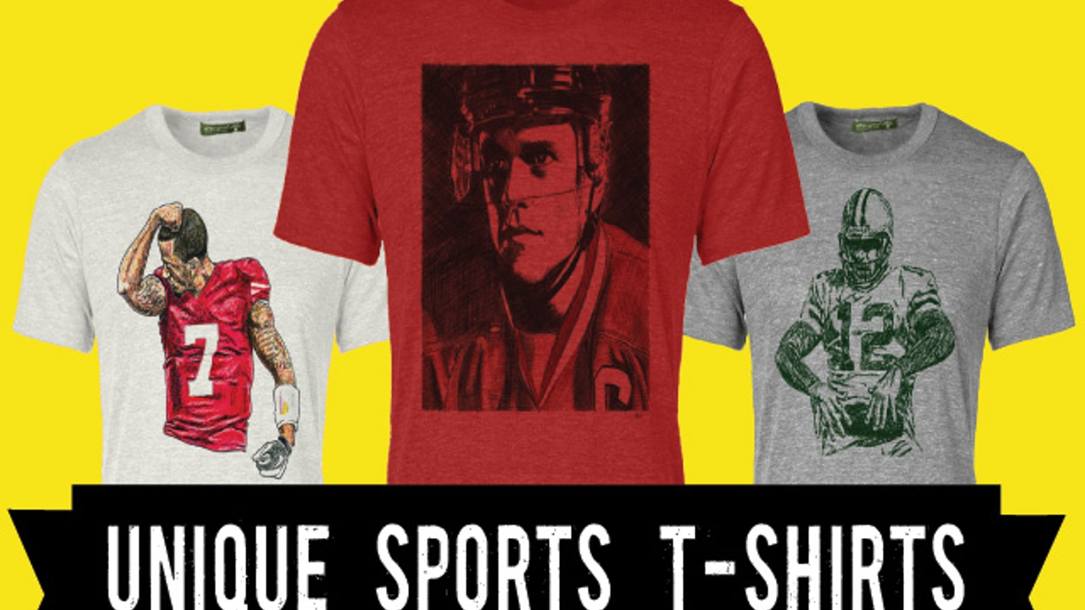 f769a968 500 Level: Unique Officially Licensed Sports Tshirts by Brett ...