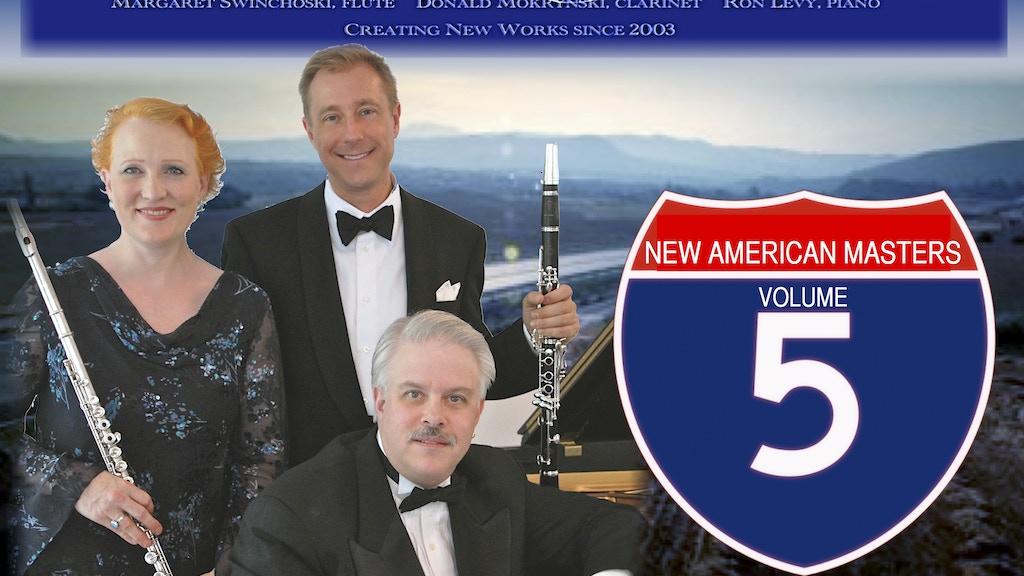 PALISADES VIRTUOSI - New American Masters, Volume 5 project video thumbnail