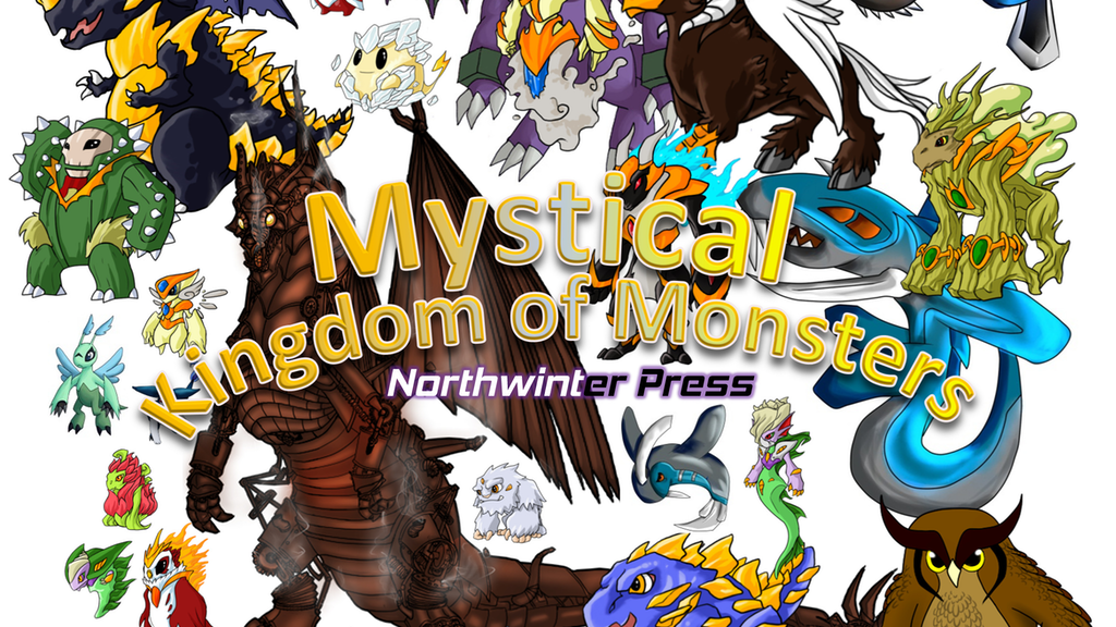 Mystical: Kingdom of Monsters Redux project video thumbnail