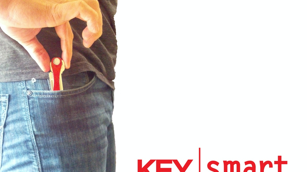 KeySmart™ - Free Your Pocket project video thumbnail