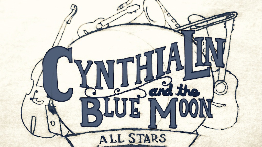 Cynthia Lin and the Blue Moon All Stars: New Album + Video project video thumbnail