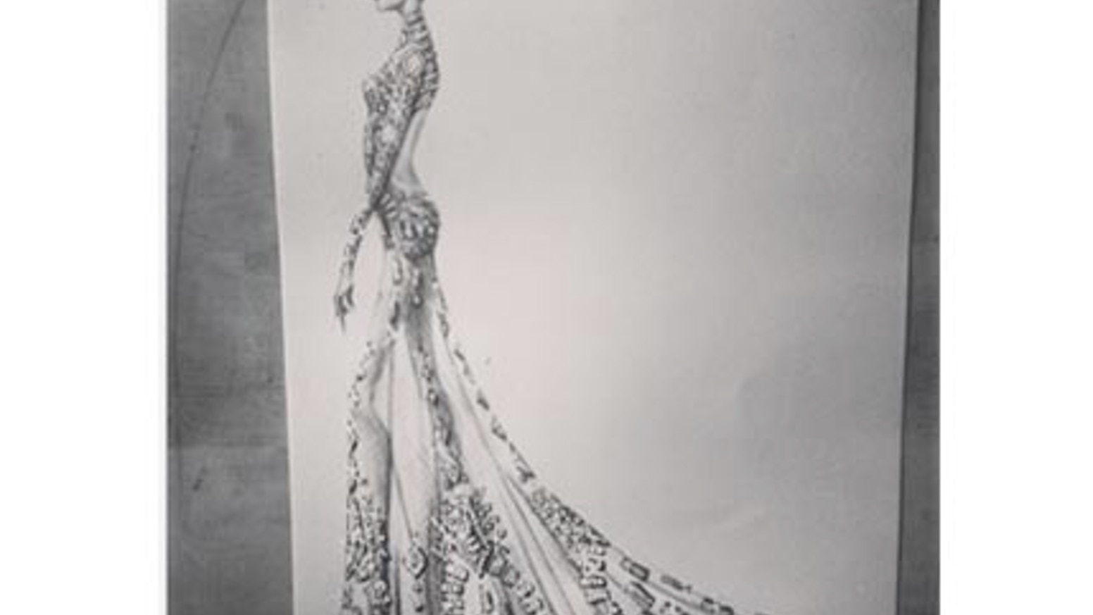 Naked Jeweled Dress a Bob Mackie Mentor Project by Sarah (and ...