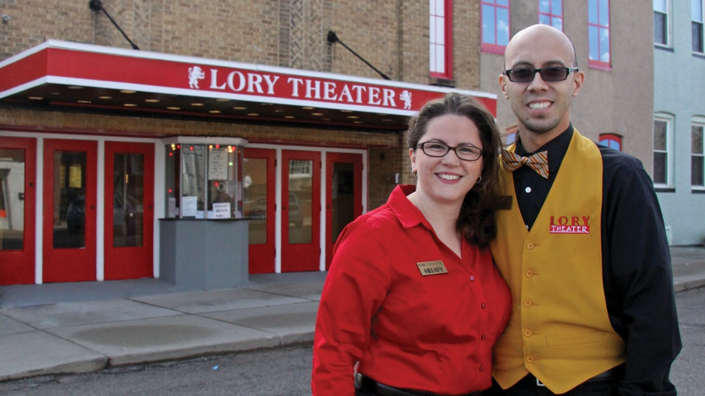 Digitize The Lory Theater! project video thumbnail