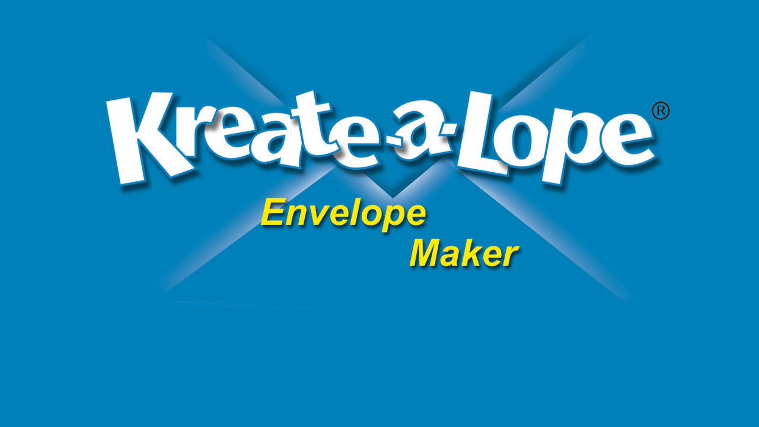 kreate a lope the fastest envelope maker on the planet by nick