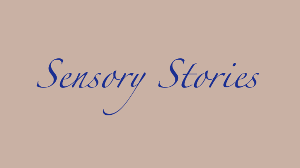 Sensory Stories. project video thumbnail