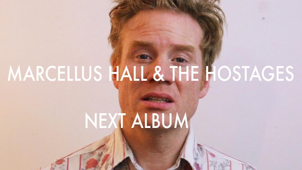 MARCELLUS HALL'S NEXT ALBUM! project video thumbnail