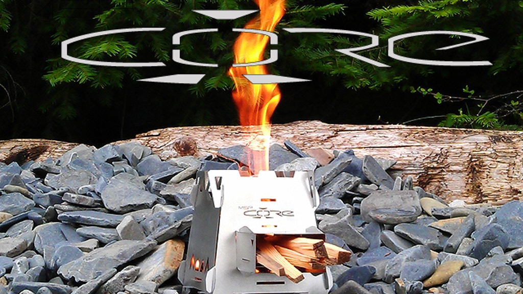 Project image for CORE Bio-Reactor: Wood Gas Camping & Backpacking Stove
