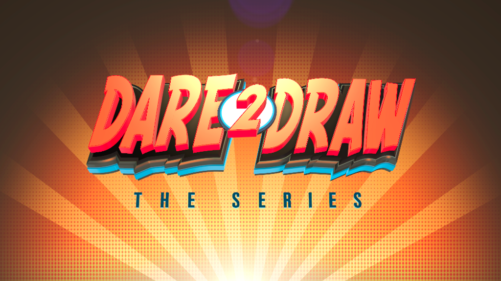 "Dare2Draw ""The Series""  TV Pilot project video thumbnail"
