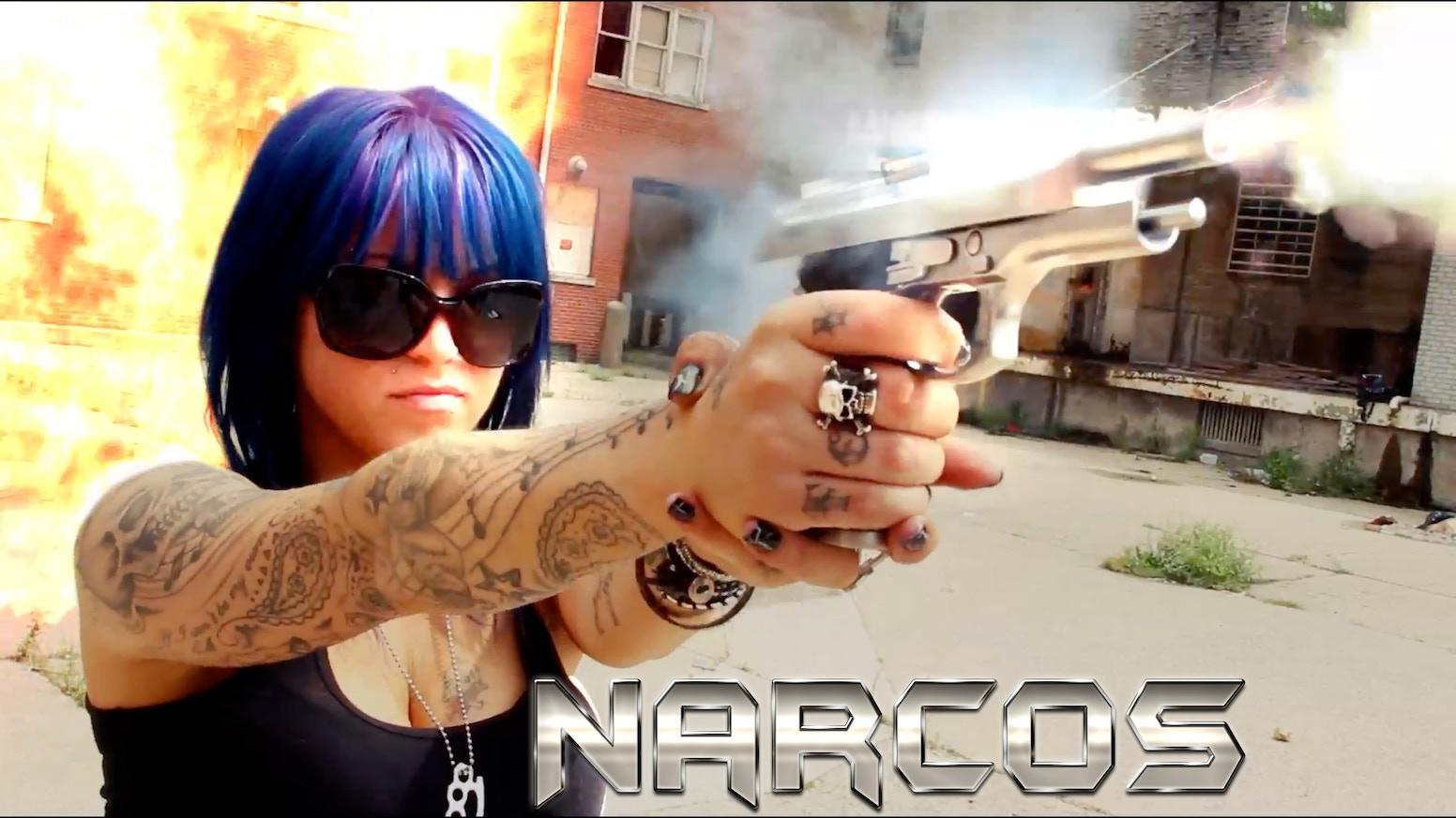 Narcos Webseries Tv Pilot By Jovoan Sanders Kickstarter