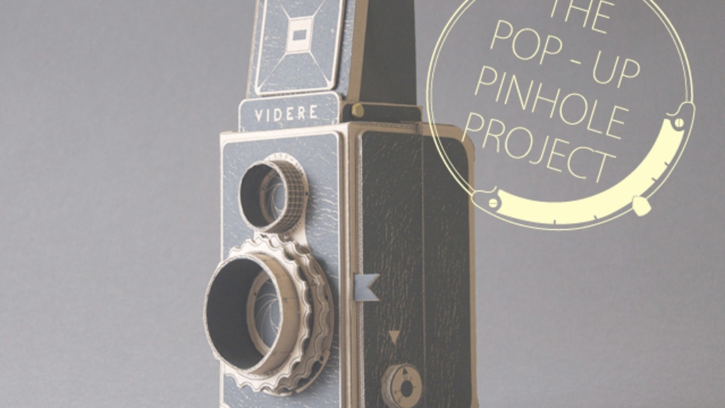 The Pop-Up Pinhole Project project video thumbnail