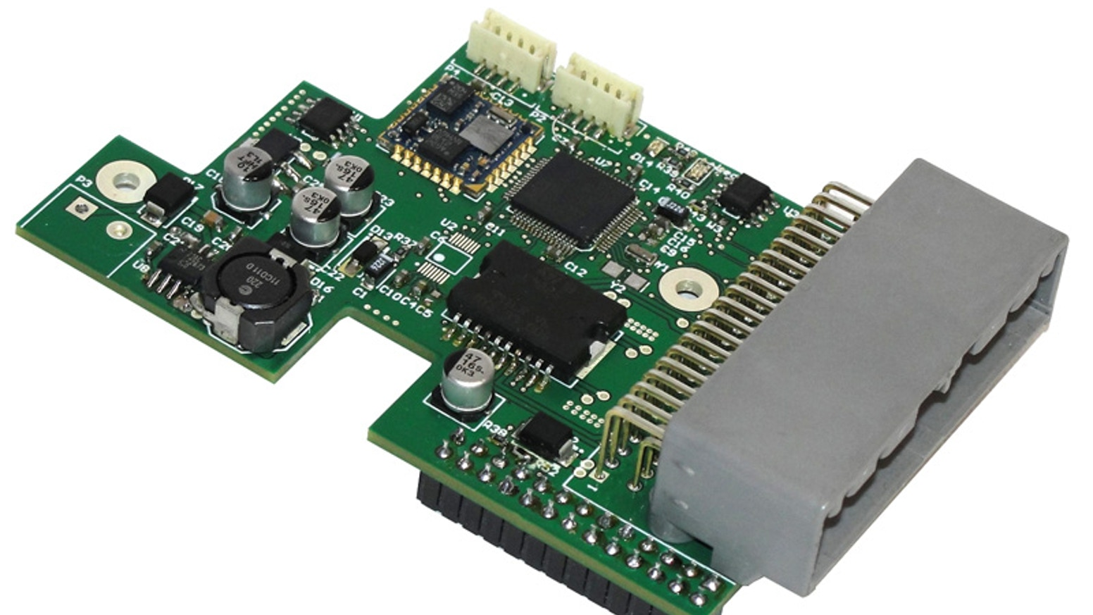 Smart IO Expansion Card for Raspberry PI by Cosma
