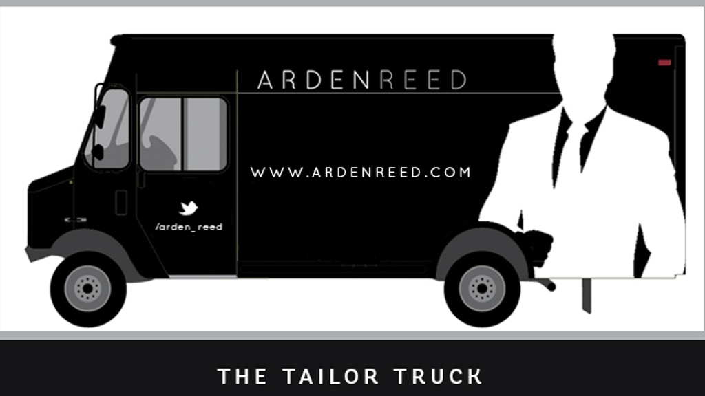 The Tailor Truck with 3D Body Scanning: The Future of Custom project video thumbnail