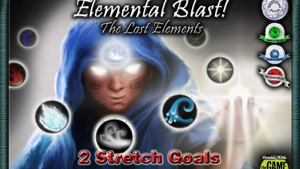 Elemental Blast: The Lost Elements project video thumbnail