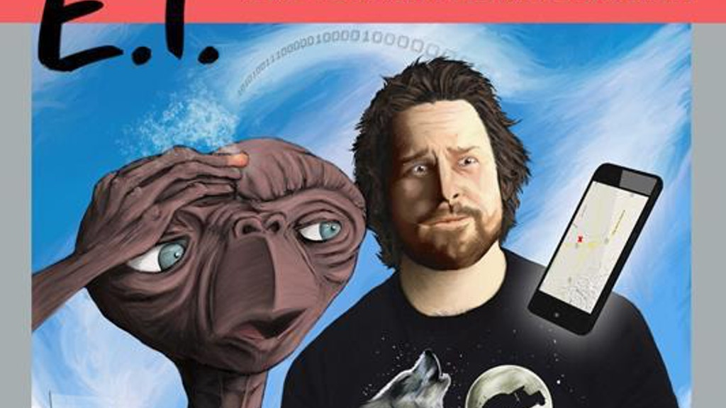 "E.T. The Extra-Terrestrial Atari ""30th Anniversary"" Poster project video thumbnail"