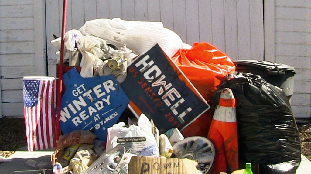 FOUR CORNERS - Documenting the destructive waste of plastic. project video thumbnail