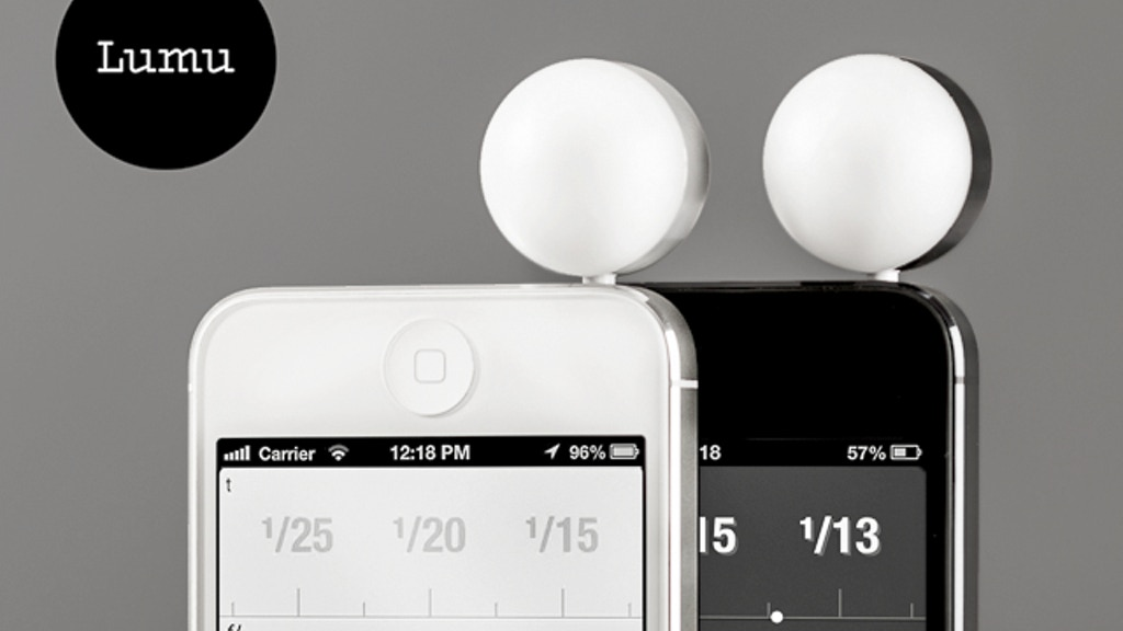 Lumu - bringing Light Meter to the 21st Century project video thumbnail