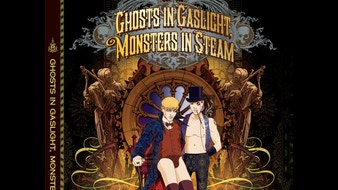 Gay City Volume Five: Ghosts in Gaslight, Monsters in Steam
