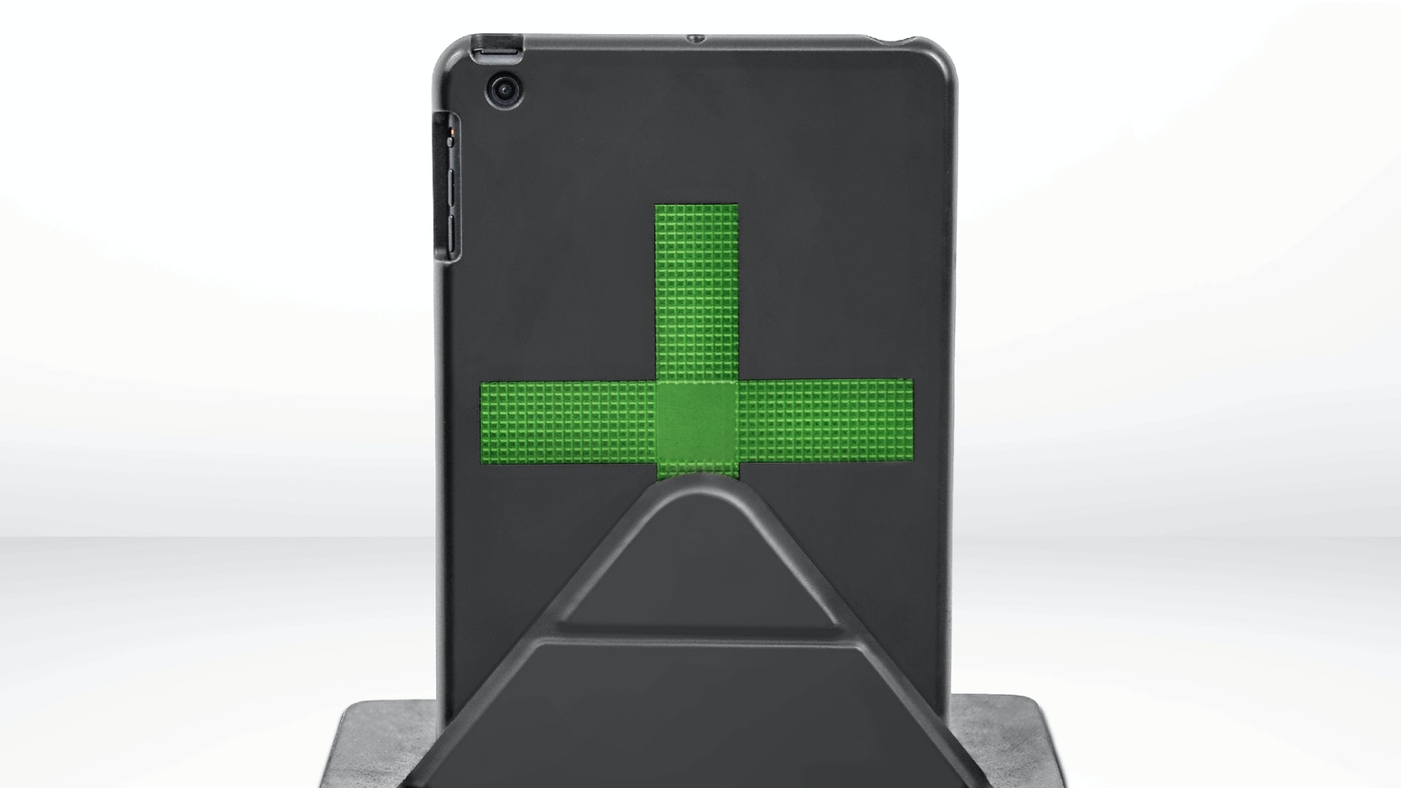 FLUX FLAP: iPad Case with MAGNETS for Unlimited Angles by