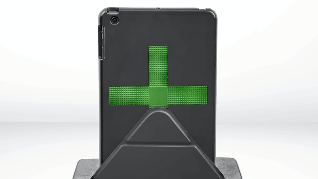 The Last iPad Case You'll Ever Need