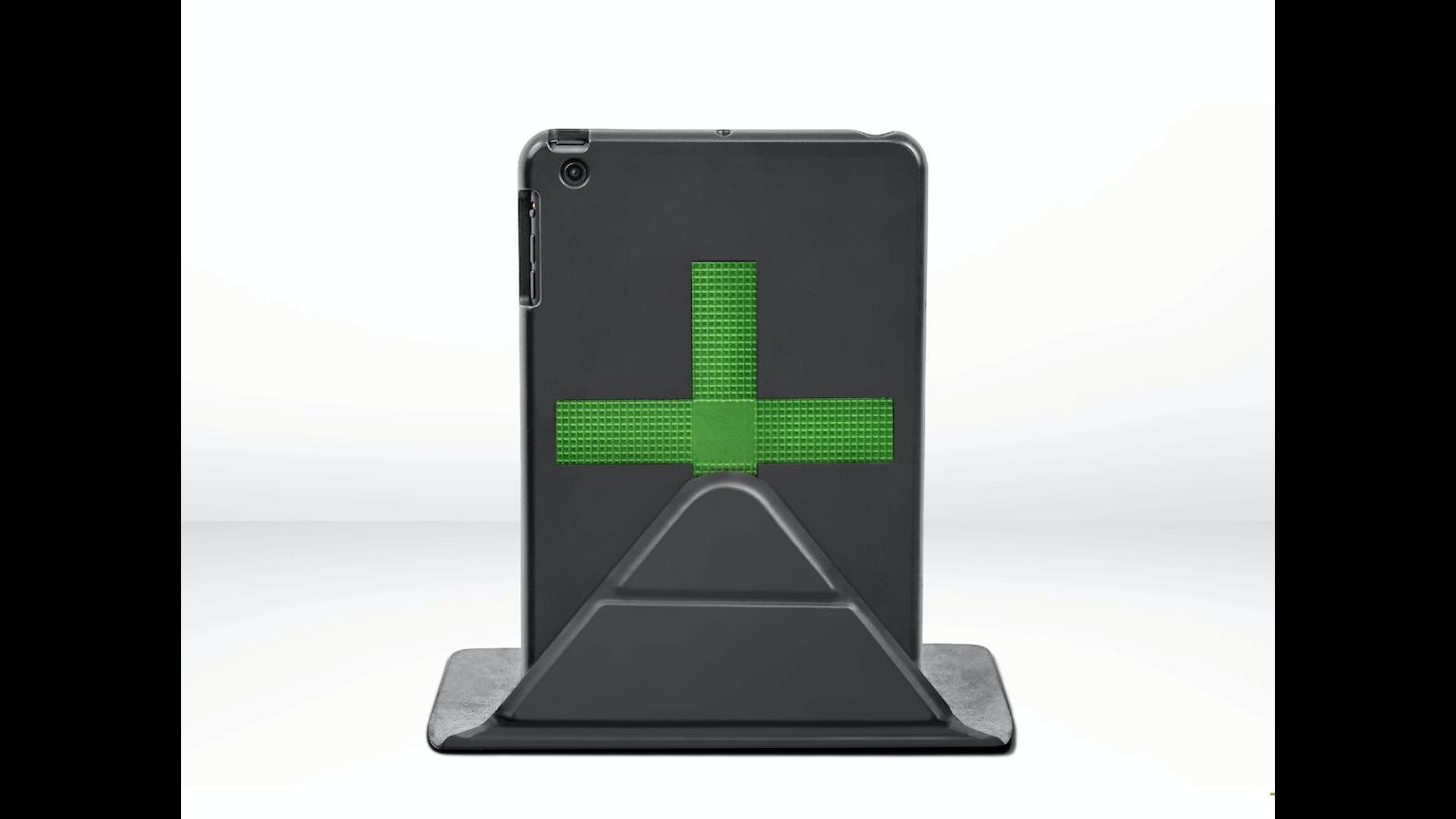 how to find menu bar on mini ipad