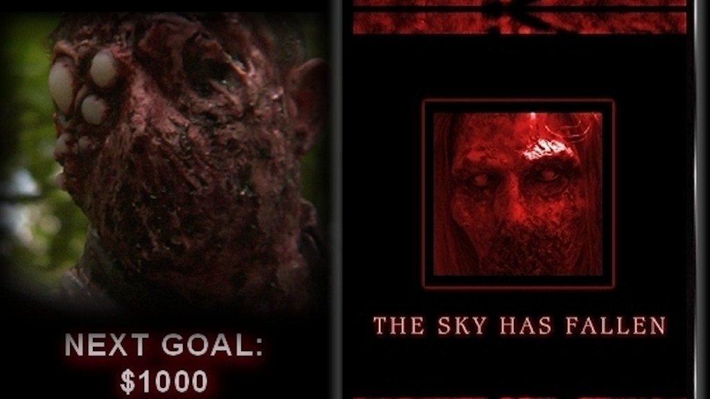 THE SKY HAS FALLEN - Horror Film with Unique Spin on Zombies project video thumbnail