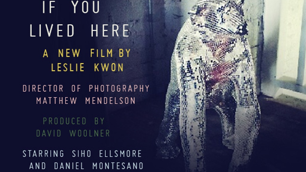 """""""If You Lived Here"""" Film project video thumbnail"""