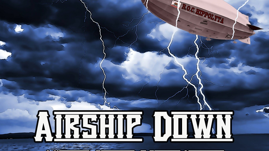 Airship Down by Thomas M Bryan, Director KCAT TV 15 — Kickstarter