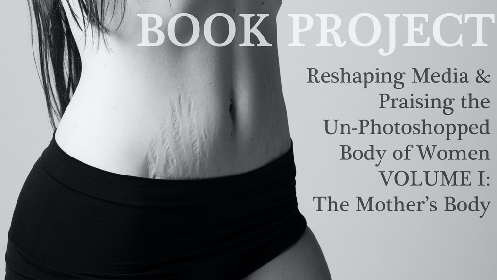 """A Beautiful Body"" Book Project project video thumbnail"
