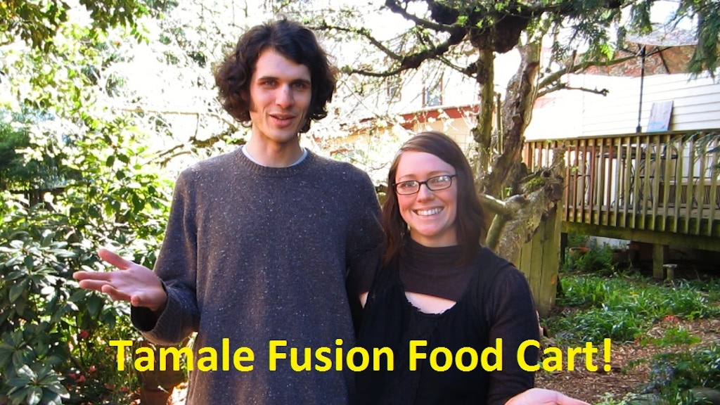 Tamale Fusion Food Cart! project video thumbnail