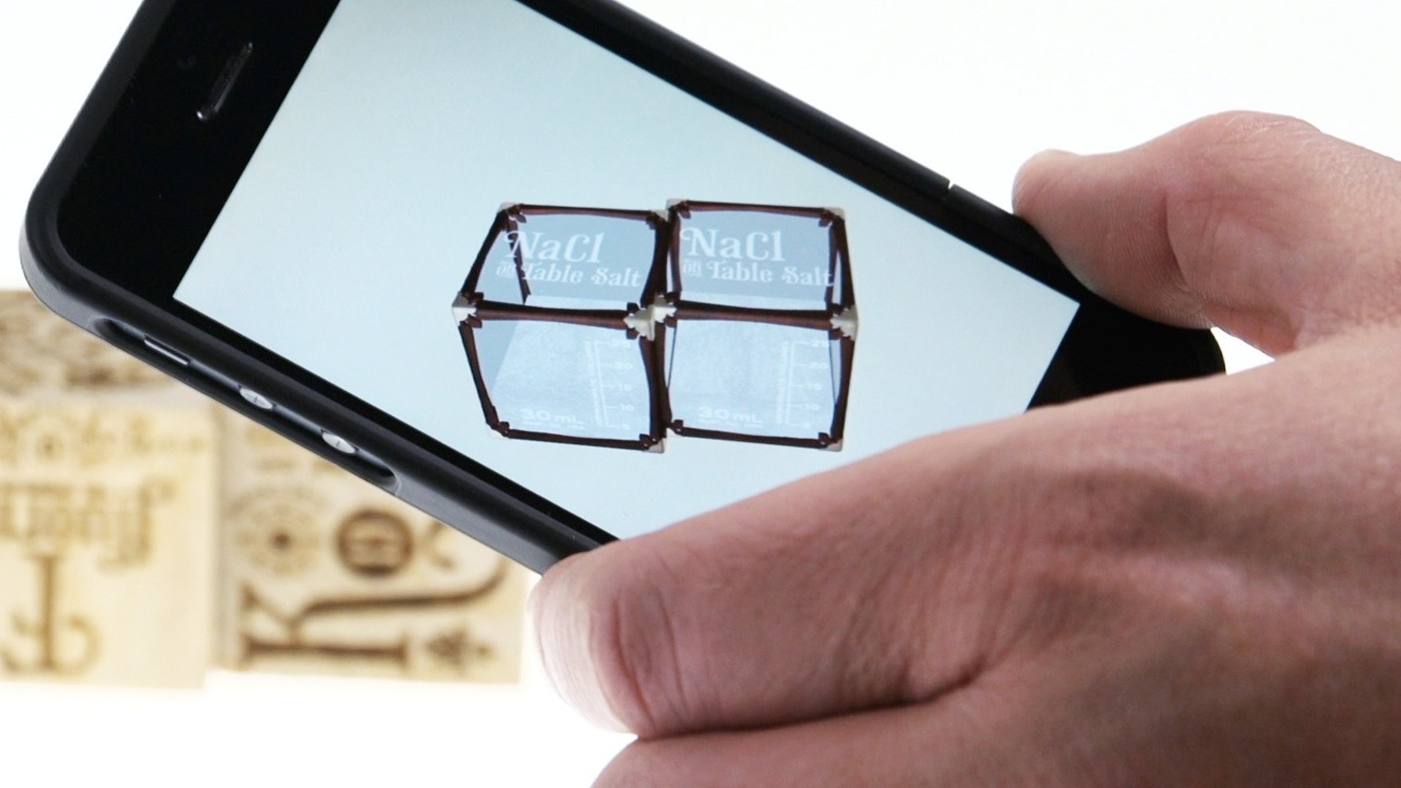 Elements 4d interactive blocks by daqri kickstarter part story part game part educational toy elements 4d interactive blocks offer a fun way to experience augmented reality urtaz Gallery