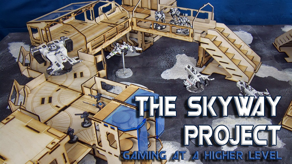 The Skyway Project, Gaming at a Higher Level project video thumbnail