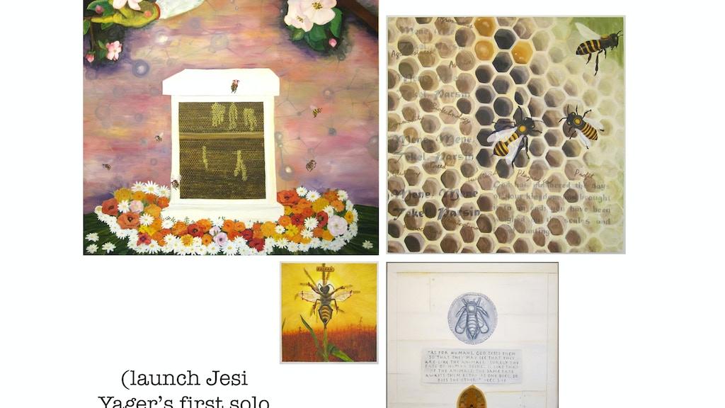 Kickstart my art! Launching Jesi Yager's first solo show project video thumbnail