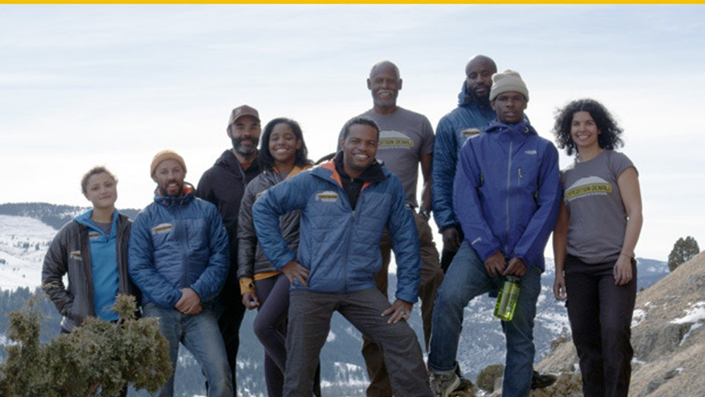Expedition Denali: Inspiring Diversity in the Outdoors project video thumbnail