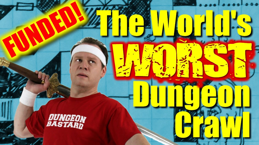 The World's Worst Dungeon Crawl! project video thumbnail