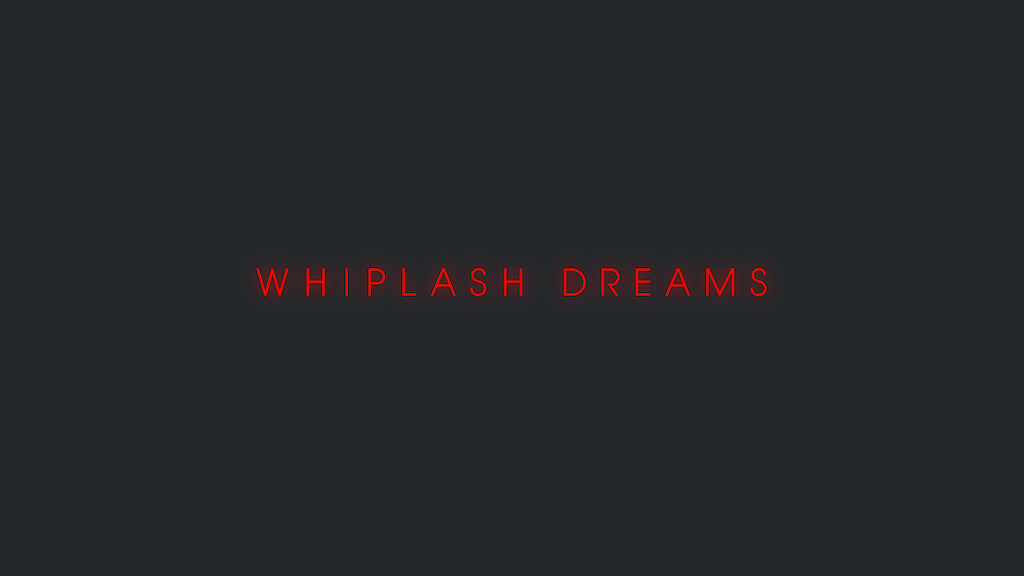 Whiplash Dreams : The First Cinematically-Released Album project video thumbnail