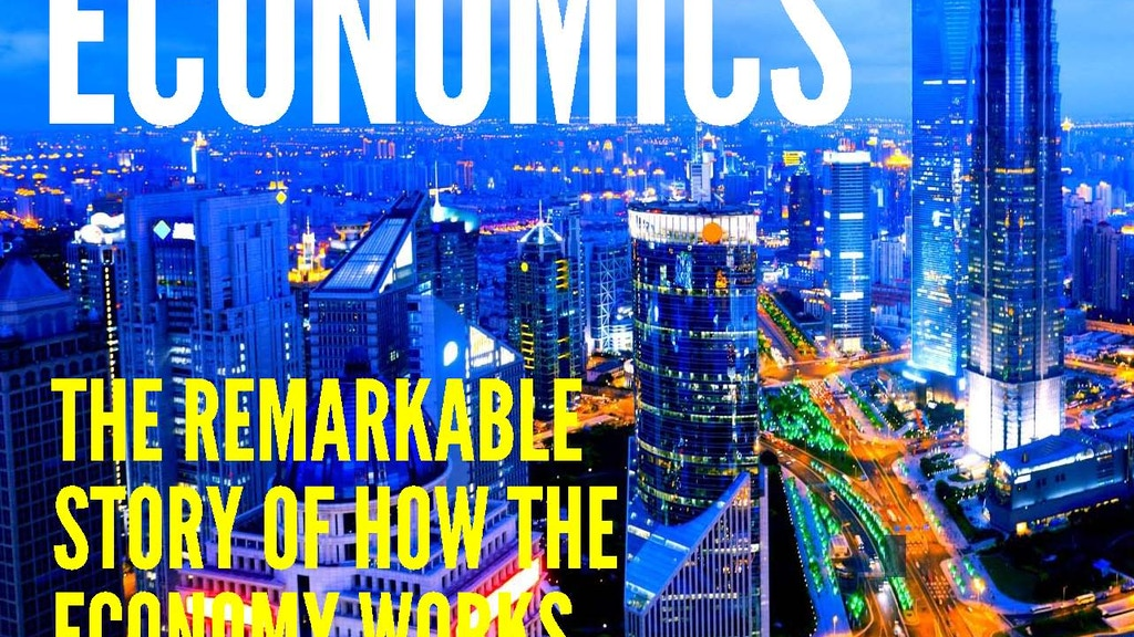 Economics Made Simple project video thumbnail