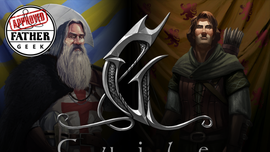 GUILE - A Medieval Memory Card Game for Two project video thumbnail